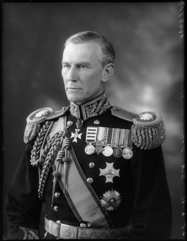 John Loader Maffey, 1st Baron Rugby, by Bassano Ltd, 27 June 1931 - NPG x150081 - © National Portrait Gallery, London