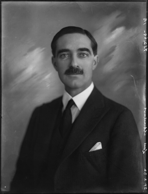 Clarence Napier Bruce, 3rd Baron Aberdare, by Bassano Ltd, 29 February 1932 - NPG x150158 - © National Portrait Gallery, London