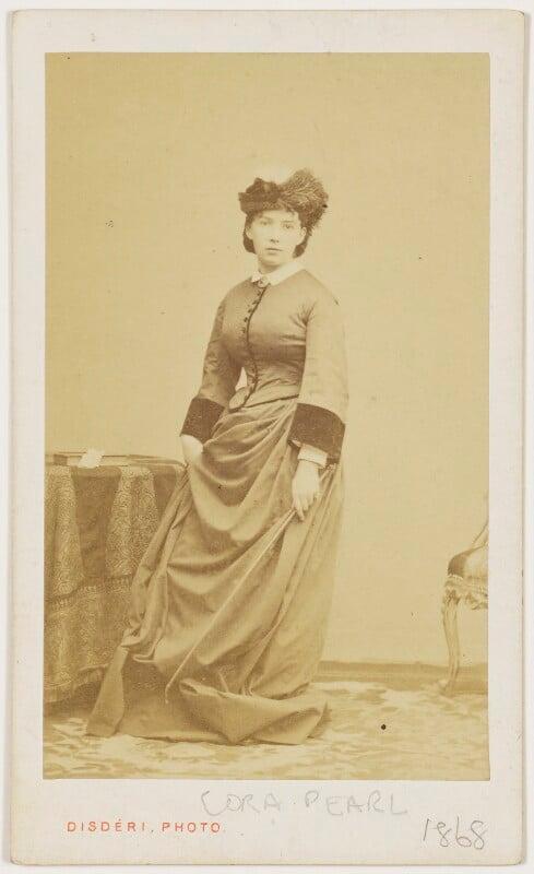 Cora Pearl Emma Elizabeth Crouch