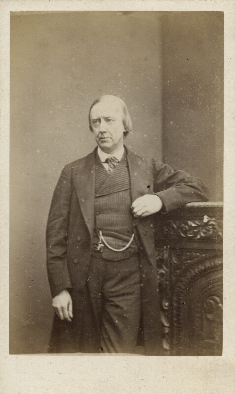 Sir Charles Hallé (né Carl Halle), by C.A. Duval & Co (Charles Allen Du Val), 1860s - NPG x87009 - © National Portrait Gallery, London