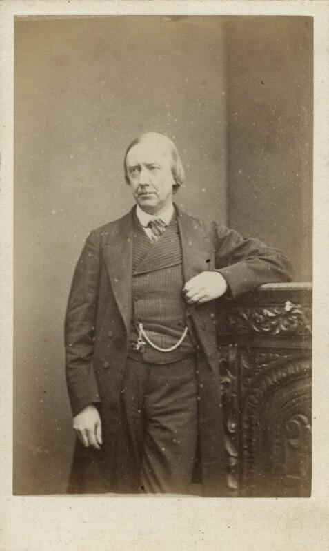 Sir Charles Hallé (né Carl Halle), by C.A. Duval & Co (Charles Allen Du Val), 1860s - NPG x87009 - © National Portrait Gallery, London