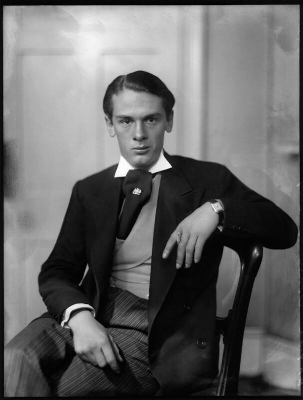 John Amery, by Bassano Ltd, 27 April 1932 - NPG x150181 - © National Portrait Gallery, London