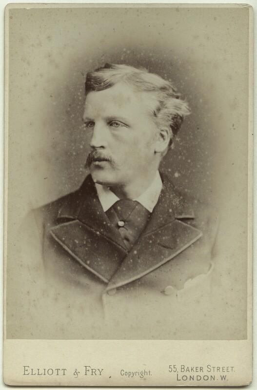 John Campbell, 9th Duke of Argyll, by Elliott & Fry, 1886-1892 - NPG x128407 - © National Portrait Gallery, London