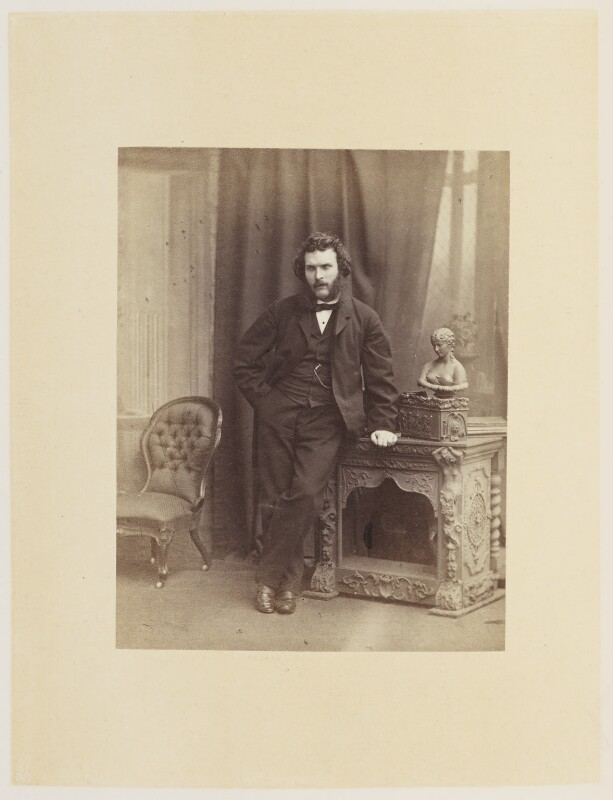 Thomas Faed, by Ernest Edwards, published by  Lovell Reeve & Co, published 1864 - NPG Ax13912 - © National Portrait Gallery, London