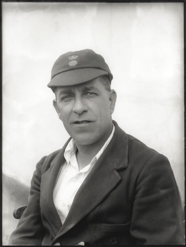 Garnet Morley Lee, by Bassano Ltd, 6 July 1932 - NPG x150281 - © National Portrait Gallery, London
