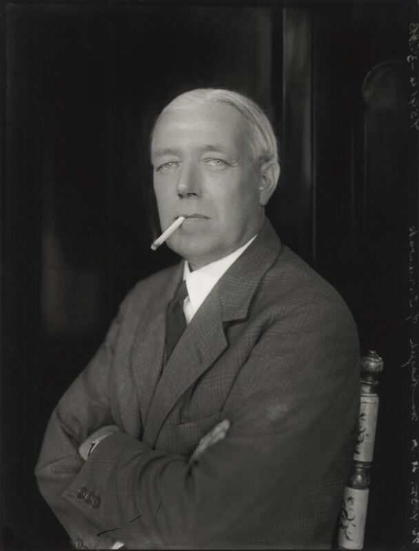 Sir Charles Vyner de Windt Brooke, by Bassano Ltd, 26 July 1932 - NPG x150286 - © National Portrait Gallery, London