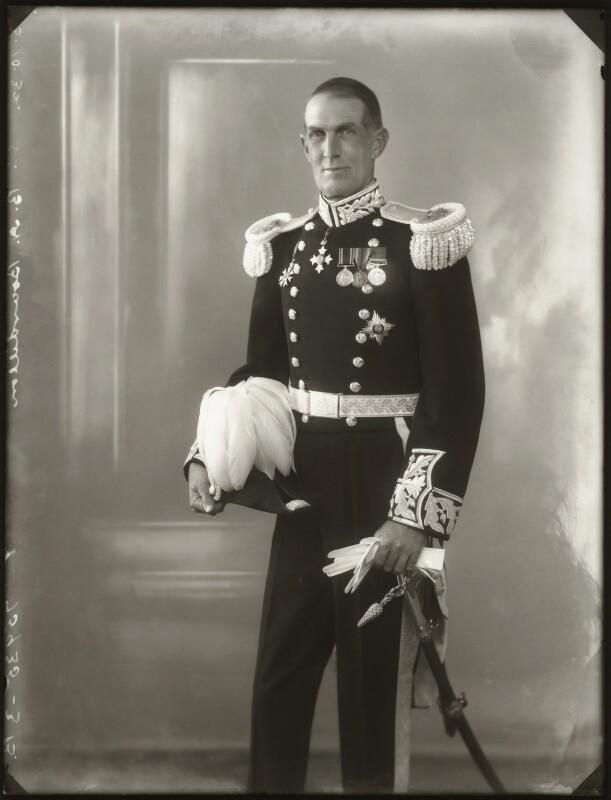 Sir Bernard Henry Bourdillon, by Bassano Ltd, 3 October 1932 - NPG x150294 - © National Portrait Gallery, London