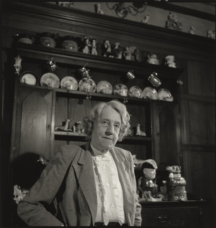 Ruby Mildred Ayres, by John Gay, 1949 - NPG x128507 - © National Portrait Gallery, London