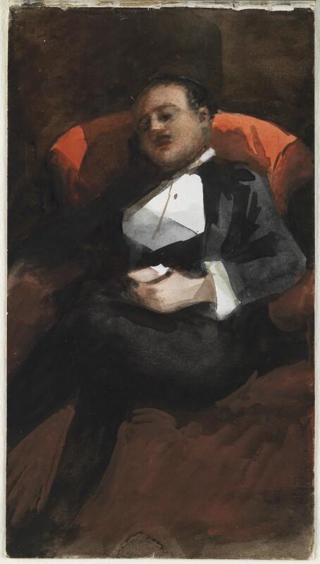 Alick Yorke, by Louisa Anne Beresford, 1887 - NPG D23146(9) - © National Portrait Gallery, London