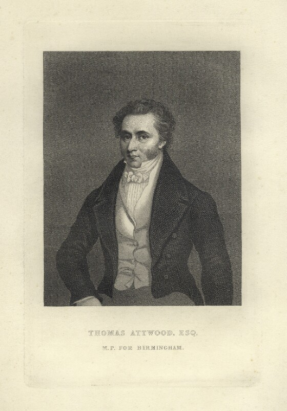Thomas Attwood, by Unknown artist, 1832 or after - NPG D20837 - © National Portrait Gallery, London