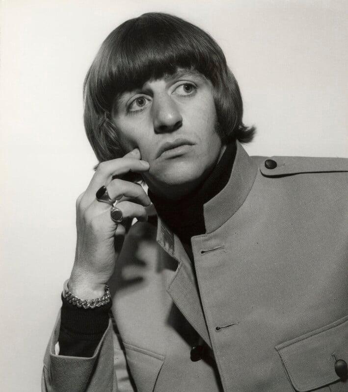 NPG x128574; Ringo Starr - Portrait - National Portrait ...