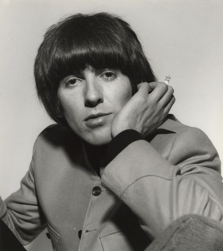 George Harrison, by Harry Goodwin, 10 April 1965 - NPG x128575 - © British Broadcasting Corporation
