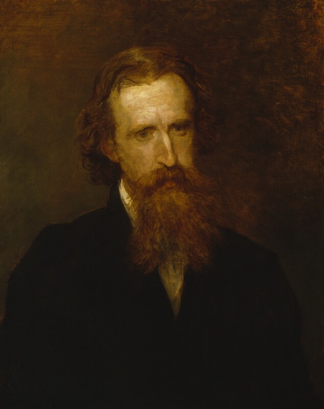 Sir Leslie Stephen, by George Frederic Watts, 1878 - NPG L238 - Photograph © National Portrait Gallery, London