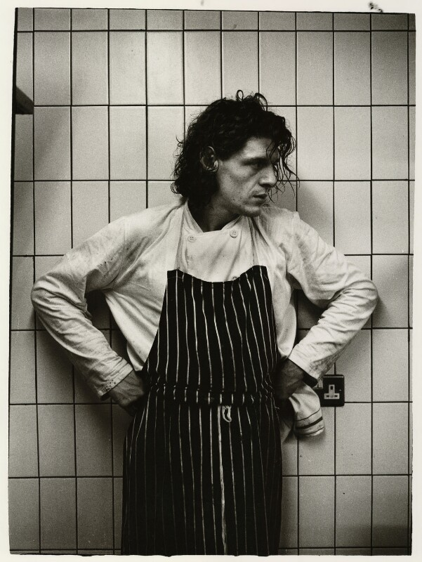 Marco Pierre White, by Bob Carlos Clarke, 1990 - NPG x128608 - © Panic Pictures