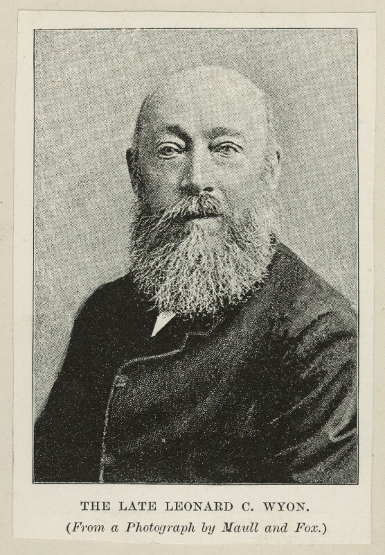 Image result for leonard charles wyon