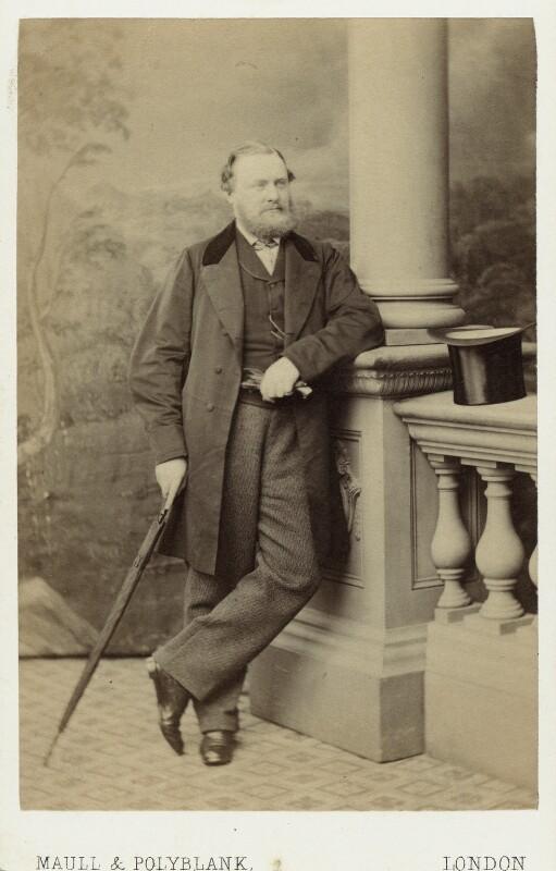 Alexander Henry Ross, by Maull & Polyblank, 1860s - NPG Ax46309 - © National Portrait Gallery, London