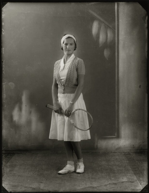 Winifred Alice ('Freda') James, by Bassano Ltd, 29 April 1933 - NPG x150851 - © National Portrait Gallery, London