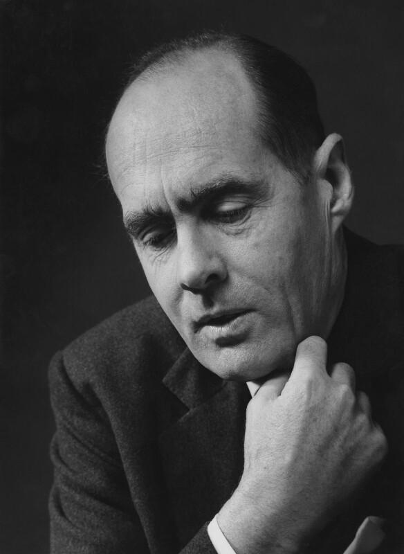 Leonard Cheshire, Baron Cheshire, by Godfrey Argent, 10 February 1969 - NPG x21955 - © National Portrait Gallery, London