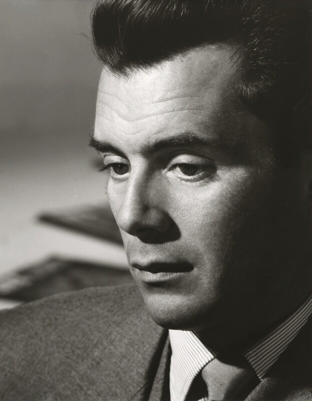Sir Dirk Bogarde, by Cornel Lucas, 1950s - NPG x128645 - © estate of Cornel Lucas