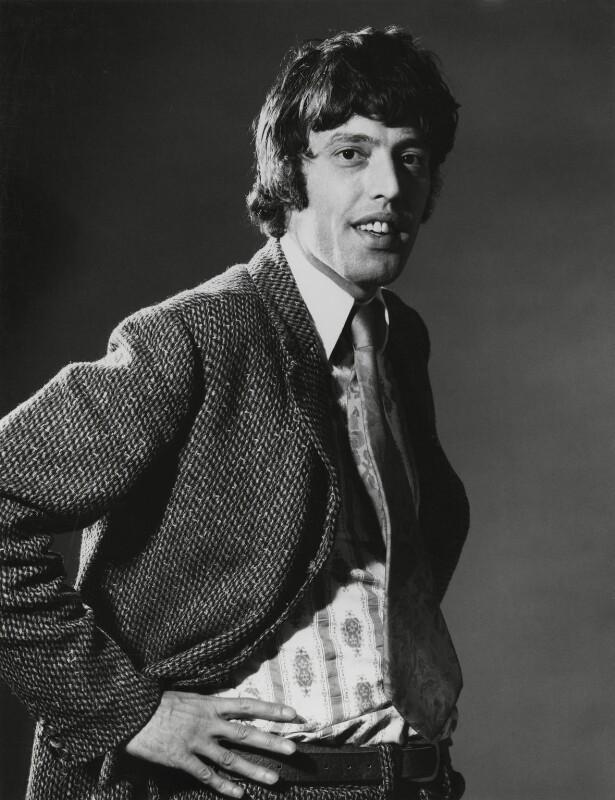 Tom Stoppard, by Godfrey Argent, 30 September 1969 - NPG x165980 - © National Portrait Gallery, London