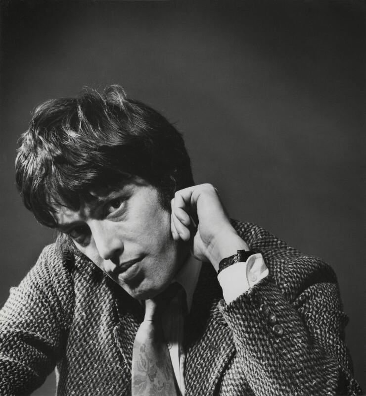 Tom Stoppard, by Godfrey Argent, 30 September 1969 - NPG x165981 - © National Portrait Gallery, London
