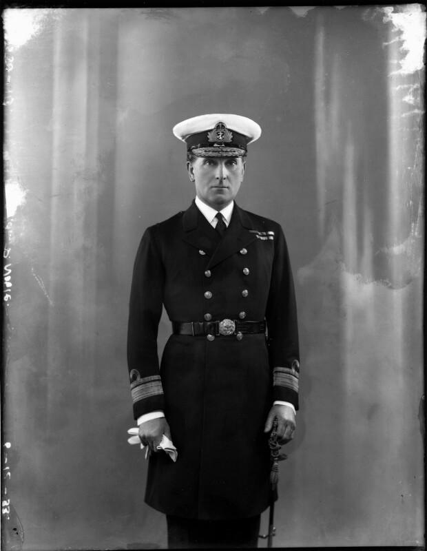 Sir Percy Lockhart Harnam Noble, by Bassano Ltd, 6 December 1933 - NPG x150972 - © National Portrait Gallery, London