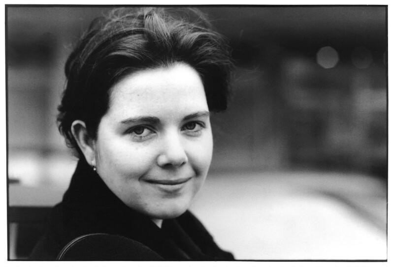 Claire Ward, by Victoria Carew Hunt, 1998 - NPG x88086 - © Victoria Carew Hunt / National Portrait Gallery, London
