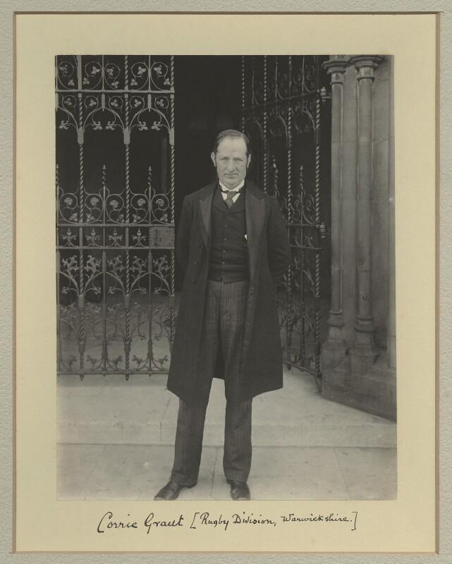 Corrie Grant, by Benjamin Stone, 1901 - NPG x16051 - © National Portrait Gallery, London