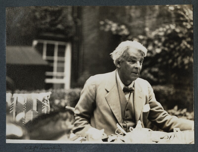 W.B. Yeats, by Lady Ottoline Morrell, 1935 - NPG Ax143874 - © National Portrait Gallery, London