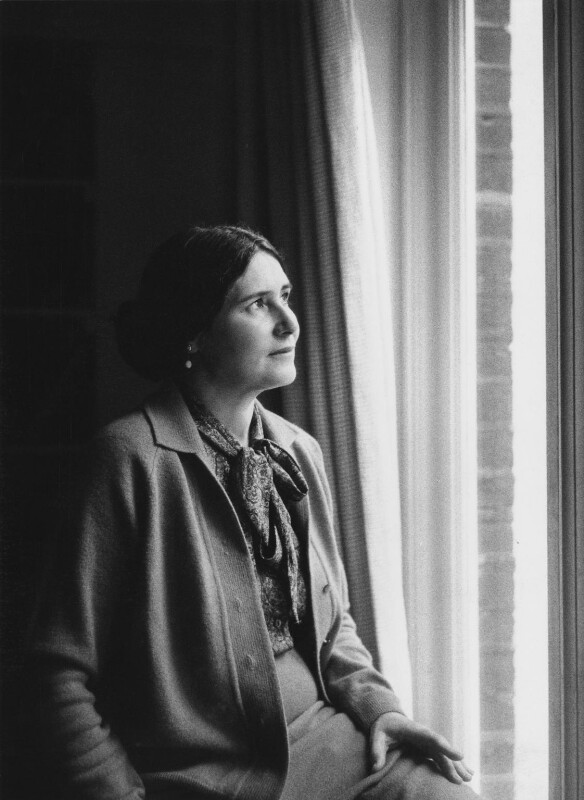 Doris Lessing, by Godfrey Argent, 5 December 1969 - NPG x166012 - © National Portrait Gallery, London