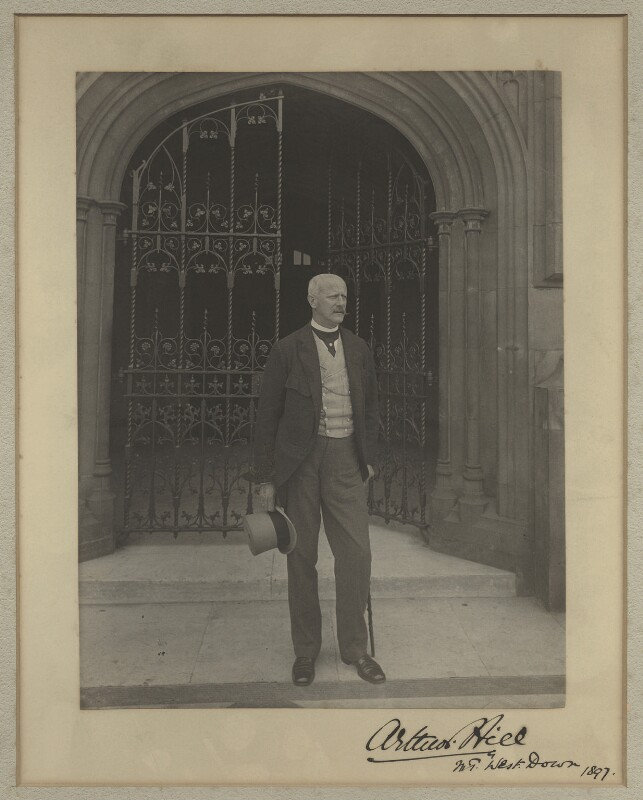Lord Arthur William Hill, by Benjamin Stone, 1897 - NPG x20391 - © National Portrait Gallery, London