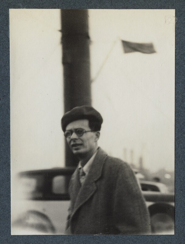 Aldous Huxley, possibly by Lady Ottoline Morrell, 1936 - NPG Ax143974 - © National Portrait Gallery, London
