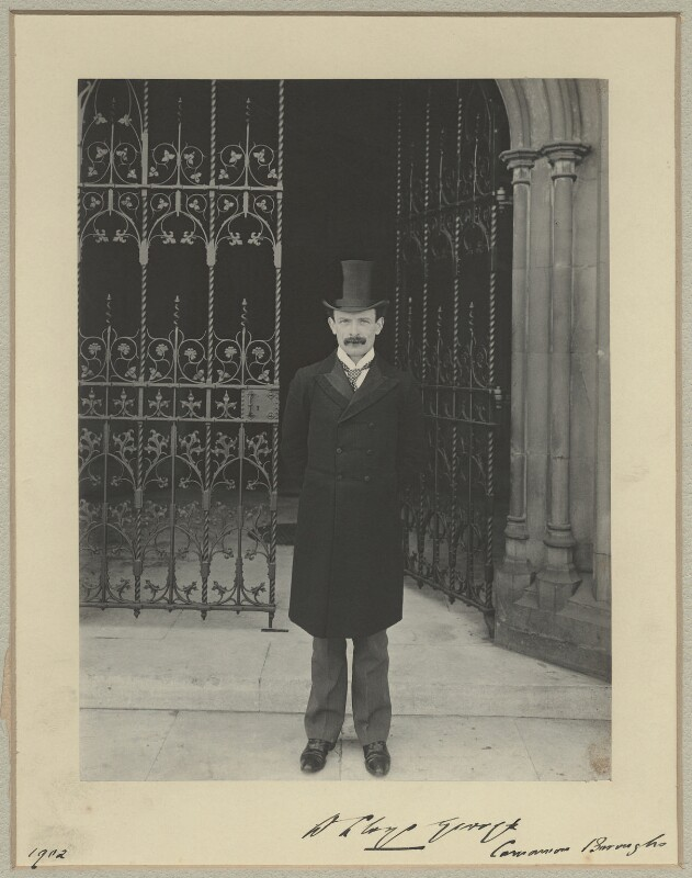 David Lloyd George, by Sir (John) Benjamin Stone, 1902 - NPG x16033 - © National Portrait Gallery, London
