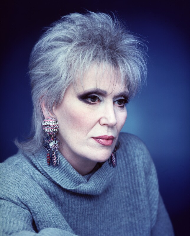 Dusty Springfield, by Mike Owen, 1994 - NPG x88143 - © Mike Owen / National Portrait Gallery, London