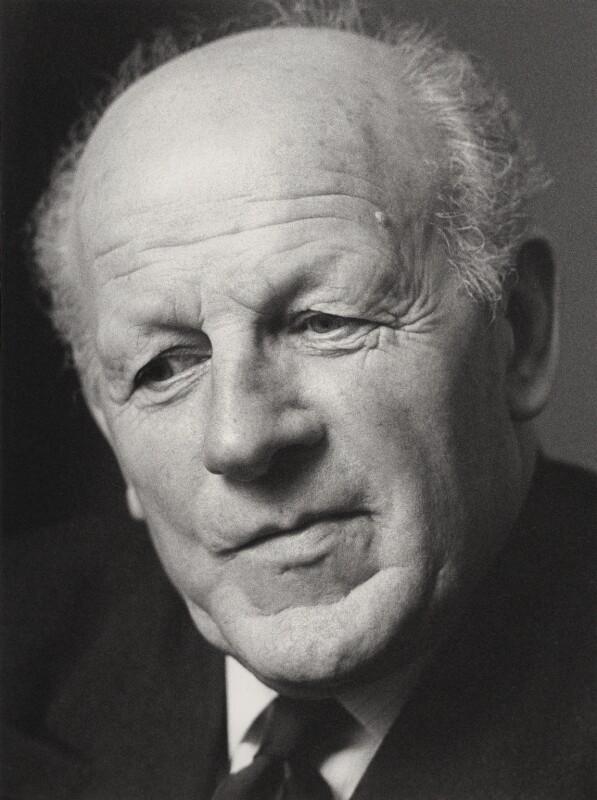 Leon Jean Goossens, by Godfrey Argent, 29 October 1968 - NPG x16466 - © National Portrait Gallery, London