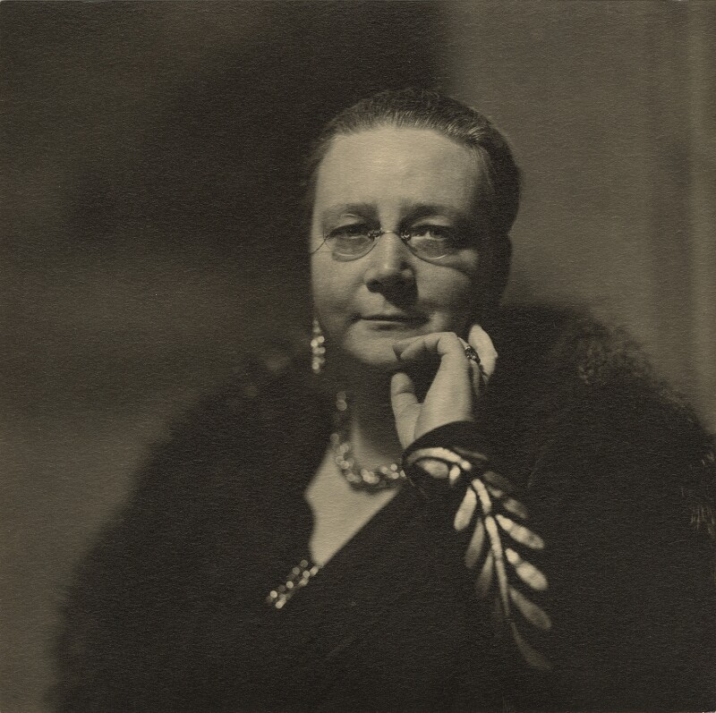 Dorothy Sayers, by Howard Coster, 1938 - NPG x2323 - © National Portrait Gallery, London