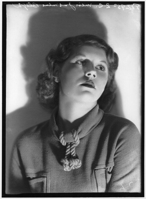 Jasmine Bligh, by Bassano Ltd, 1936 - NPG x88152 - © National Portrait Gallery, London