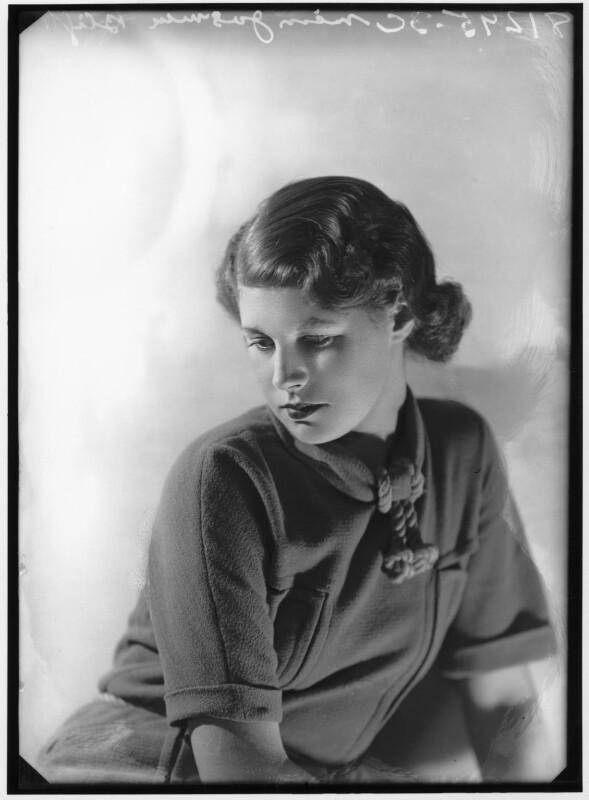 Jasmine Bligh, by Bassano Ltd, 1936 - NPG x88153 - © National Portrait Gallery, London