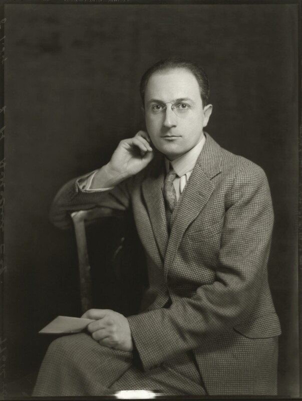 Sir Ian Macdonald Horobin, by Bassano Ltd, 5 January 1934 - NPG x150981 - © National Portrait Gallery, London