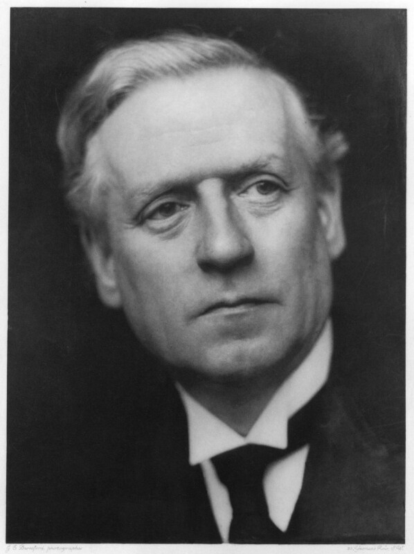 Herbert Henry Asquith, 1st Earl of Oxford and Asquith, by George Charles Beresford, 1908 - NPG x12638 - © National Portrait Gallery, London
