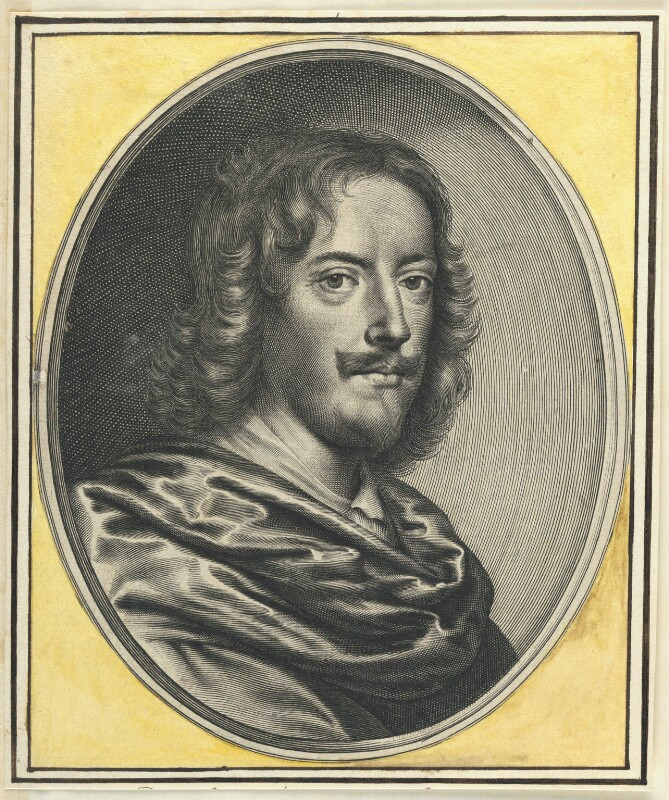 Henry Carey, 2nd Earl of Monmouth, by William Faithorne, published 1656 - NPG D22870 - © National Portrait Gallery, London