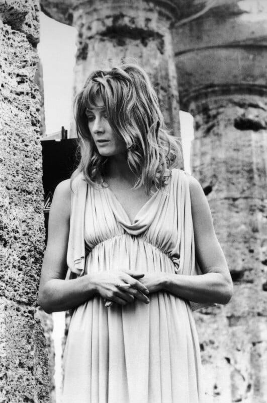Vanessa Redgrave as Isadora Duncan, by Michael Seymour, 1968 - NPG x88165 - © Michael Seymour