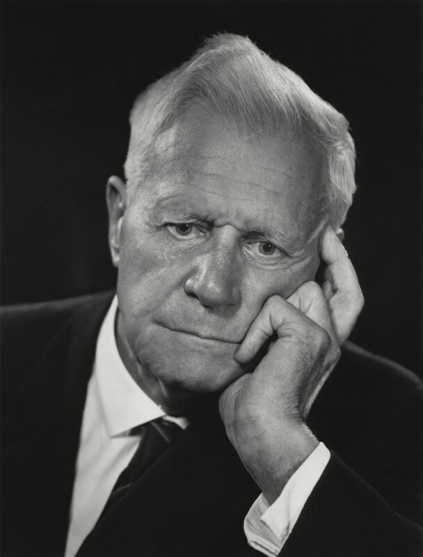 Sir Barnes Wallis, by Godfrey Argent, 16 November 1967 - NPG x15123 - © National Portrait Gallery, London