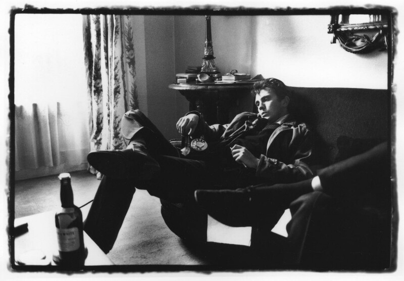 Terence Stamp, by Michael Seymour, 1962 - NPG x88169 - © Michael Seymour