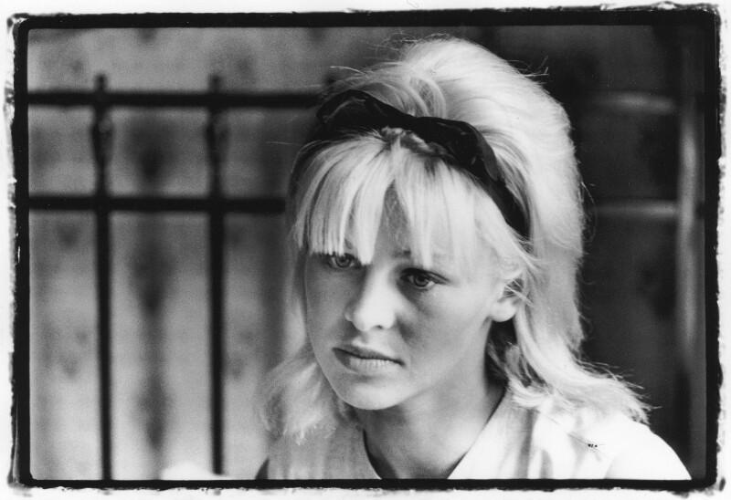 Julie Christie, by Michael Seymour, 1962 - NPG x88174 - © Michael Seymour