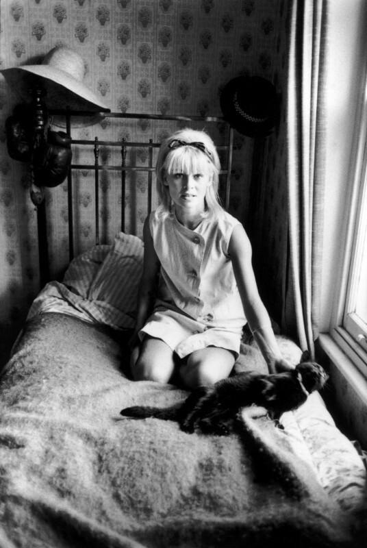 Julie Christie, by Michael Seymour, 1962 - NPG x88175 - © Michael Seymour