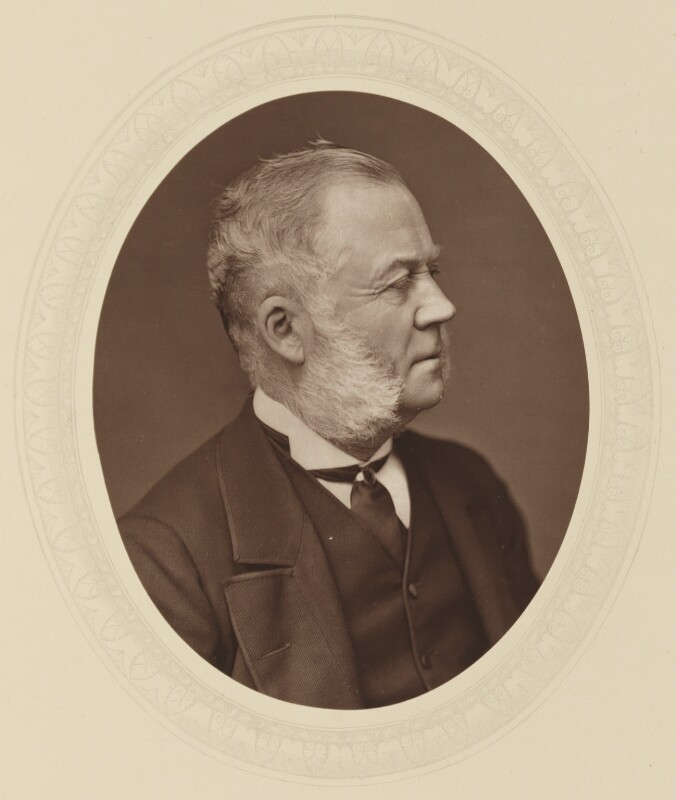 Charles Henry Gordon-Lennox, 6th Duke of Richmond, 6th Duke of Lennox and 1st Duke of Gordon, by Lock & Whitfield, published by  Sampson Low, Marston, Searle and Rivington, published 1882 - NPG Ax17678 - © National Portrait Gallery, London