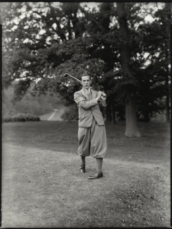 Samuel Leonard King, by Bassano Ltd, 3 October 1934 - NPG x151183 - © National Portrait Gallery, London