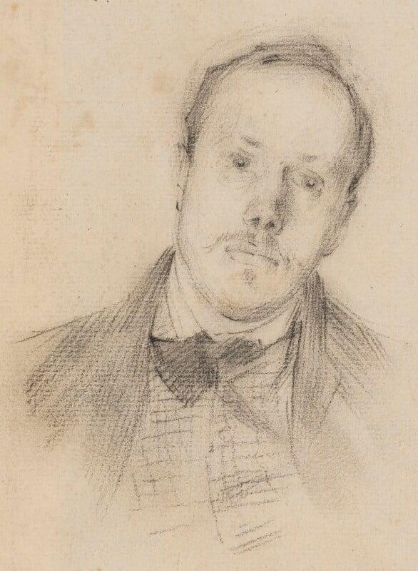 Philip Wilson Steer, by Edward Stott, 1890s - NPG 6806 - © National Portrait Gallery, London
