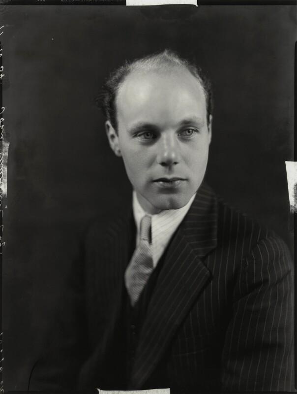 John George Spencer Churchill, by Bassano Ltd, 17 October 1934 - NPG x151198 - © National Portrait Gallery, London
